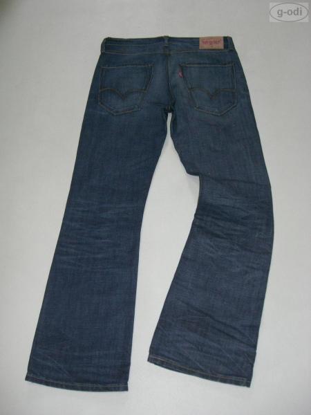 levi 39 s levis 520 flare schlag jeans 31 34 wie neu w31 l34 rei verschluss ebay. Black Bedroom Furniture Sets. Home Design Ideas