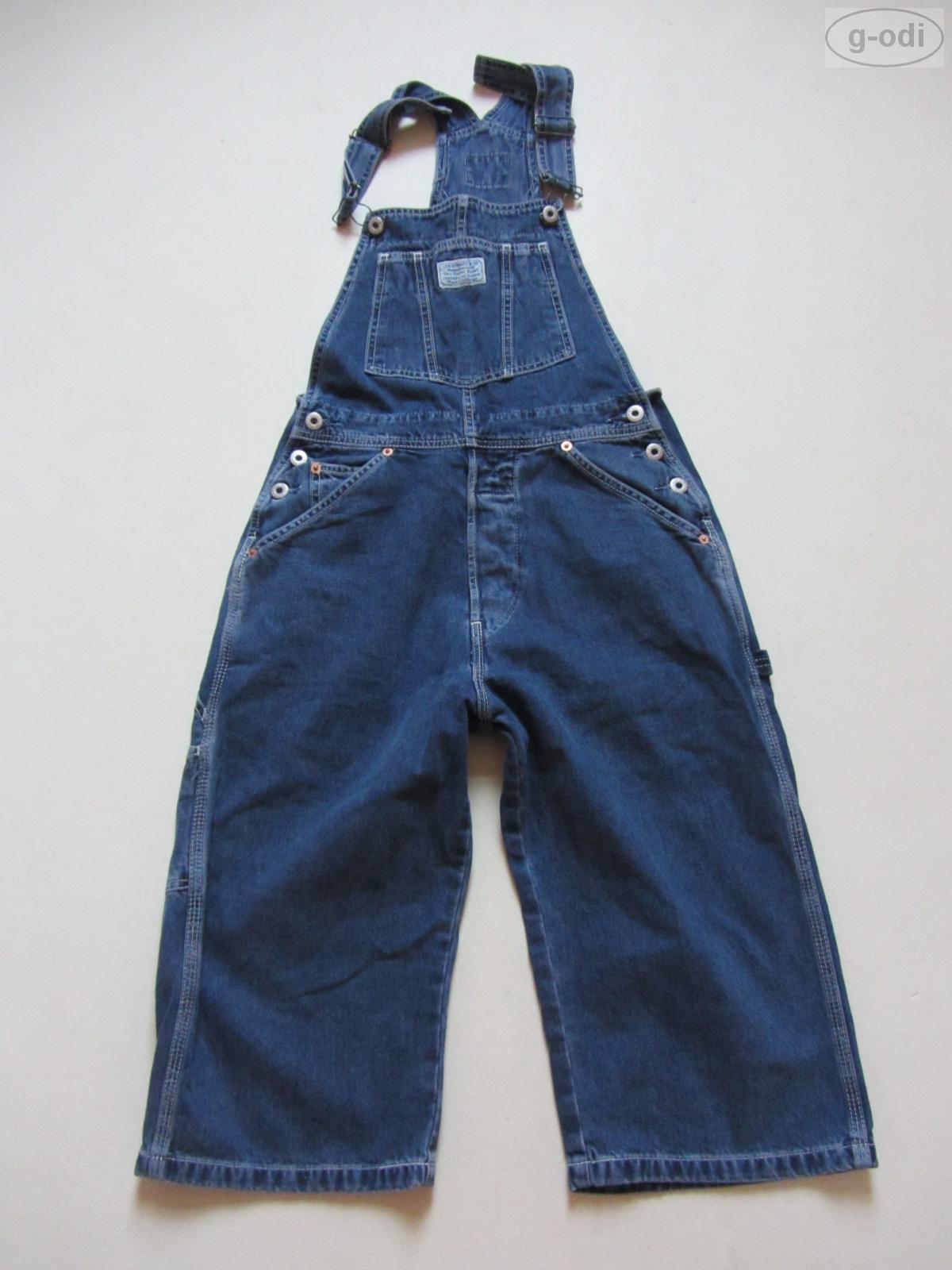 levi 39 s latzhose latz jeans hose gr s w 27 28. Black Bedroom Furniture Sets. Home Design Ideas