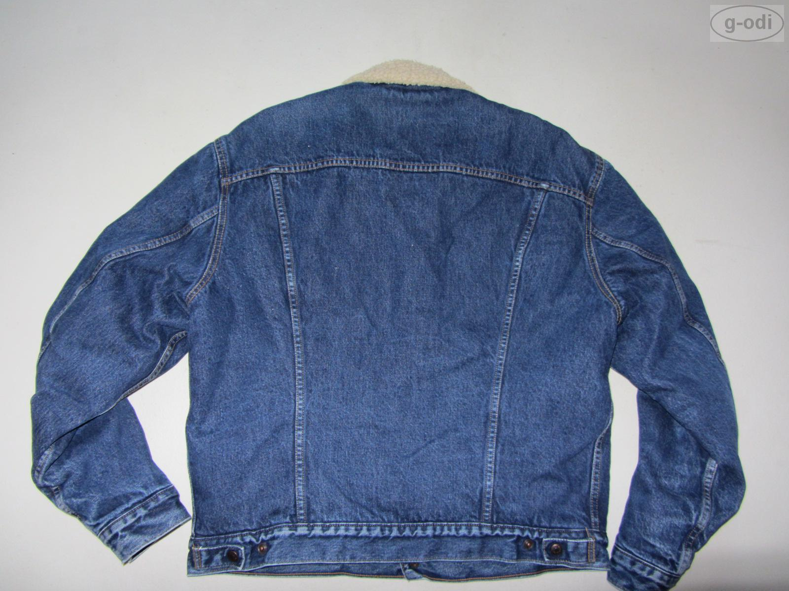 levi 39 s levis jacke jeansjacke m fell gr xxl top. Black Bedroom Furniture Sets. Home Design Ideas